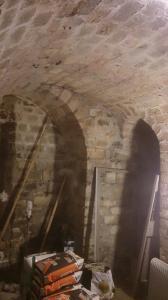 Rénovation de cave